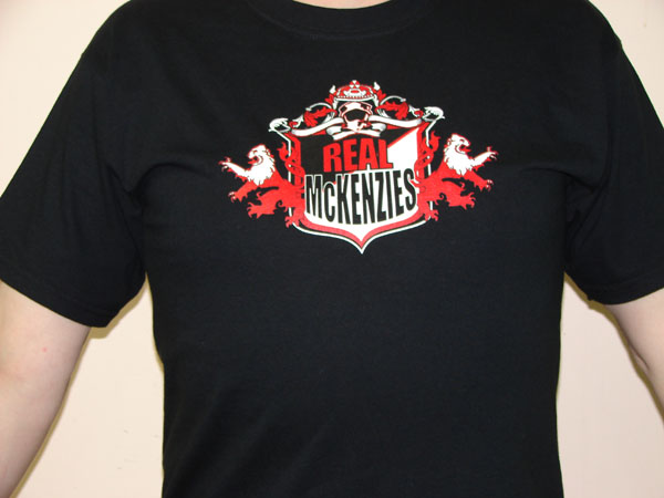 Tee Shield The The Mckenzies Real AR4L3j5