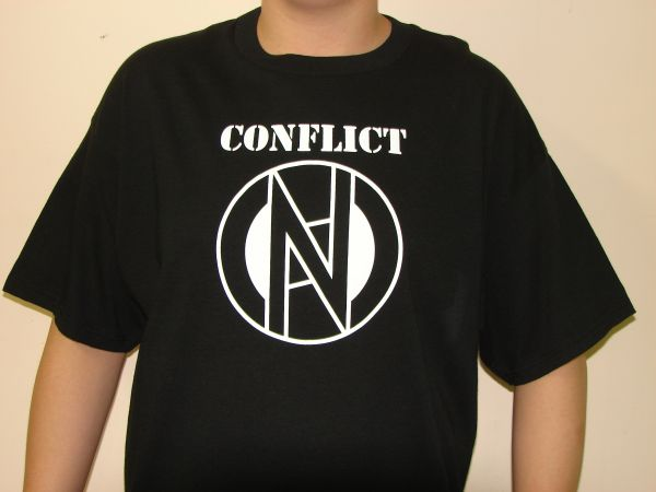 Conflict The Ungovernable Force Tee